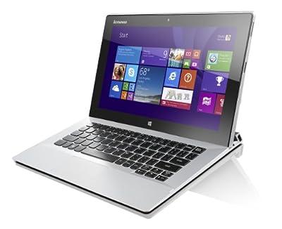 Lenovo Miix 2 11 11.6-Inch 128 GB Tablet (59413201) Silver by Lenovo Tablets