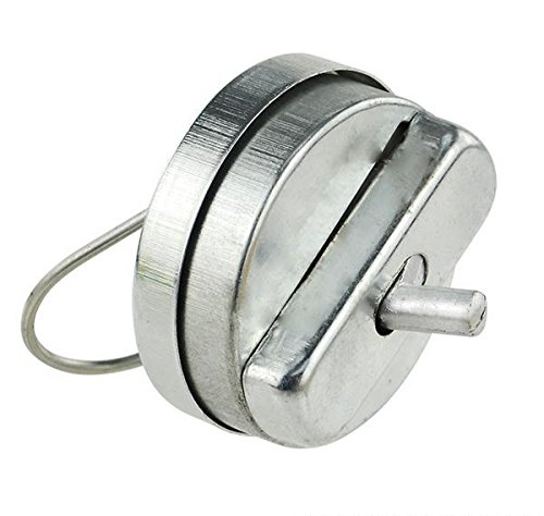 1.5'' WIND-UP METAL HAND BUZZER, Case of 576