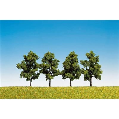 Faller 181402 Sm Tree w o Fruit 4 Scenery and Accessories Building Kit
