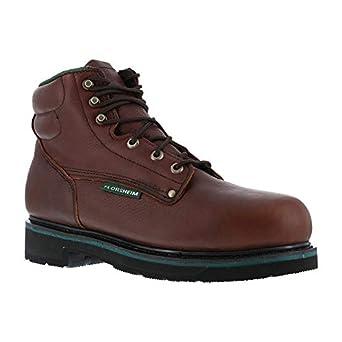 59605fcdd97 Florsheim FE665 Men's Classic Safety Boots - Black Walnut - 11.5-3E ...