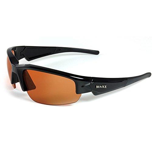 Brand NEW Maxx Phantom 2.0 High Definition Sunglasses - Black-Standard ()