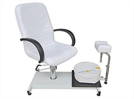 Polironeshop Olimpia sillón para pedicura manicura con ...