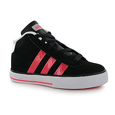 adidas black girls trainers