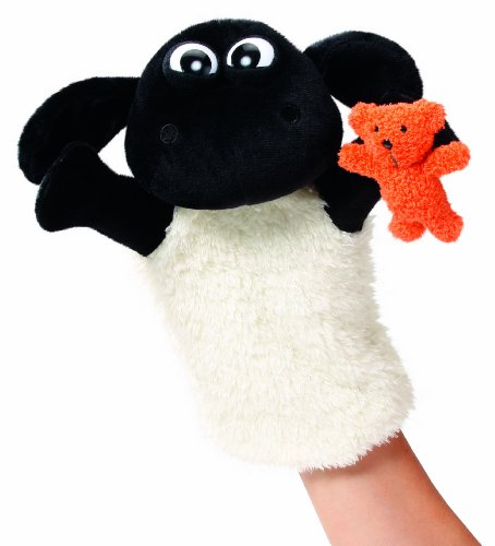 Sean Timmy Time Timmy hand puppet sheep lamb (japan import) by Nici