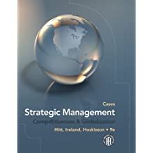 Strategic Management: Cases: Competitiveness and Globalization (Paperback)