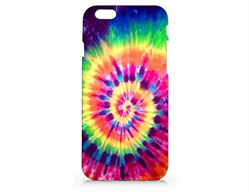 the best attitude 32e8f 0a548 Tie Dye Iphone 6 plus Case, Iphone 6 Plus Hard Cover Case (For Apple Iphone  6+ 5.5 Inch Screen)- Emerishop