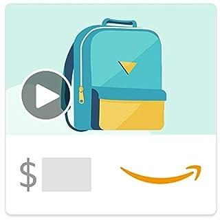 Amazon eGift Card - Back 2 School (Animated) (B07TLL2SLW) | Amazon price tracker / tracking, Amazon price history charts, Amazon price watches, Amazon price drop alerts