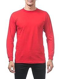 Men's Comfort Cotton Long Sleeve T-Shirt