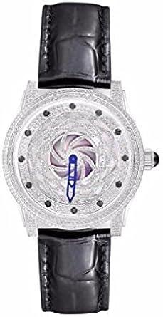 Spinning Rueda de Funda Reloj para Mujer Lab Diamante ...