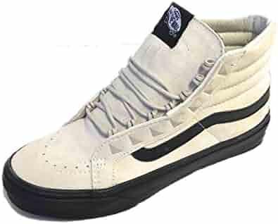 2db7f5bc0e7 Vans SK8-Hi Slim(Studs) Marshmallow Black Sz 8.5 Men 10