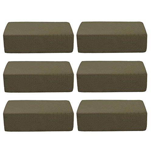 Kicode Brick Blocks Foam Floral DIY Styrofoam 3