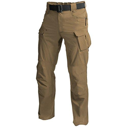 Helikon-Tex Men's Outdoor Tactical Pants Mud Brown size S Reg