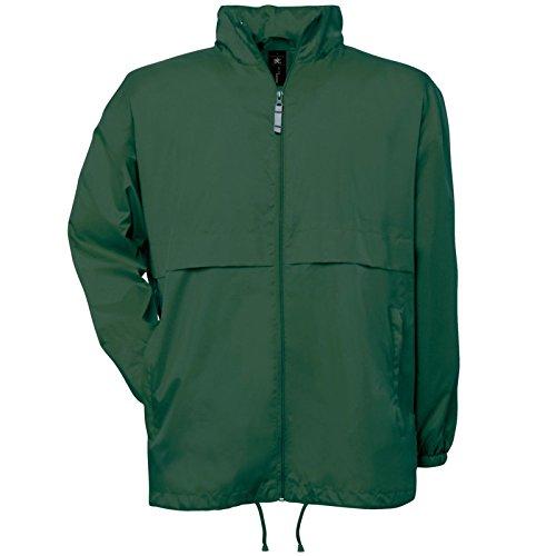 para Hombre Chaqueta amp;C Oscuro Collection Verde B tx0wfU7qTT