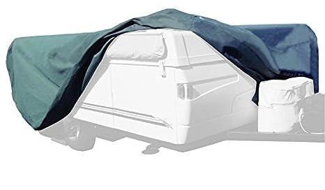 ADCO 12290 Pop Up Trailer SFS Aqua Shed Cover Up to 8