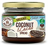 Coconut Merchant Organic Coconut Jam with Organic Cacao