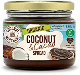Jalea de coco y cacao 100% de ingredientes naturales