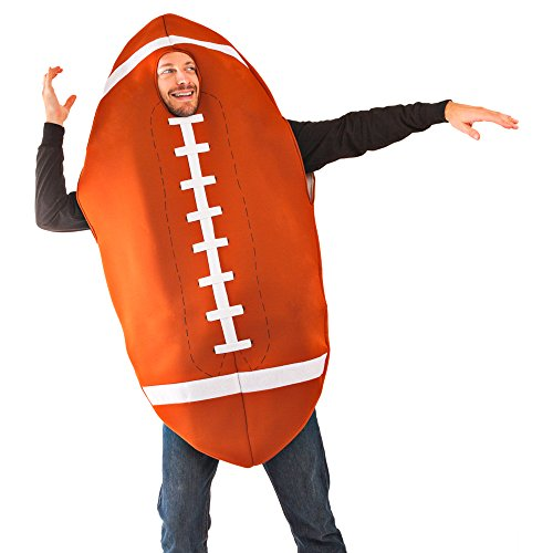 New England Patriots Halloween Costume (Adult Football Costume)
