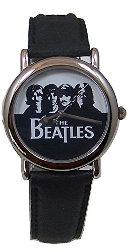 The Beatles Watch White Album Beatles images A in Wood Guitar Cas