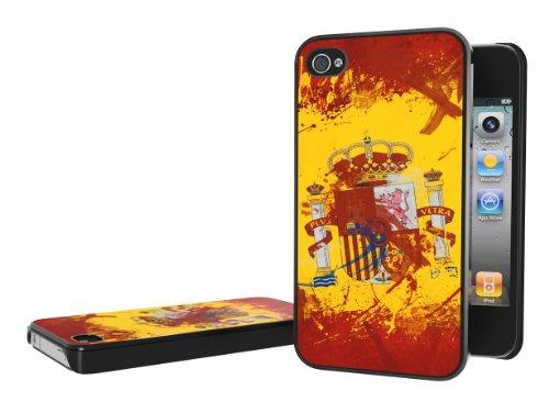Master Case - Coque iPhone 4/4S Drapeau Grunge - Espagne