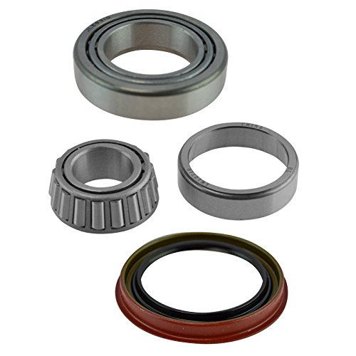 Front Inner & Outer Wheel Bearings w/Seal LH or RH Side for Ford F150 -