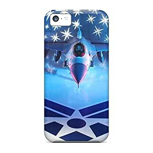 For HEzYRWR4315tqttQ Air Force Protective Case Cover Skin/iphone 5c Case Cover WANGJING JINDA