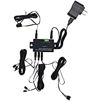 Kenuco IR Infrared Remote Control Repeater Extender Kit