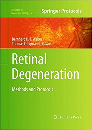 Utorrent En Español Descargar Retinal Degeneration: Methods And Protocols Donde Epub