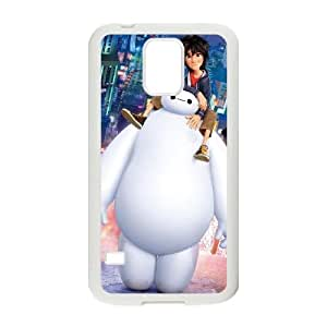 Samsung Galaxy S5 Cell Phone Case White Big Hero 6 AG6093361