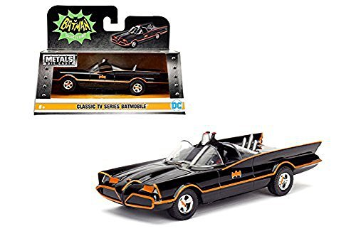 1966 TV Series Classic Batman Batmobile 1/32 by Jada 98225 (1966 Batmobile)