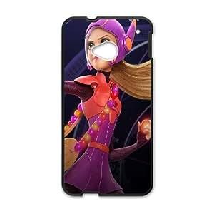 HTC One M7 phone case Black Disney Movie Big Hero 6 SYT9763033