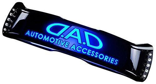 D.A.D (GARSON/ギャルソン) LEDミラーフェイス ブラック : ジェットヘマ SB114-03 B0792MFJZF ジェットヘマ ジェットヘマ
