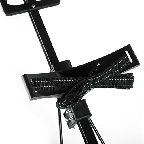 Intech LiteRider Cart (10-inch wheels, steel frame)