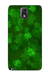 Catenaryoi High Quality Clovers Case For Galaxy Note 3 / Perfect Case For Lovers