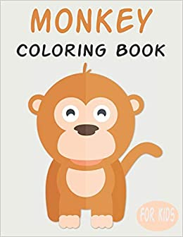Free Printable Monkey Coloring Pages for Kids | 336x260