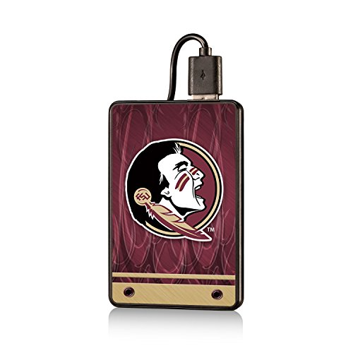 Florida Card Credit State (Florida State Seminoles 2200mAh Credit Card Powerbank NCAA)