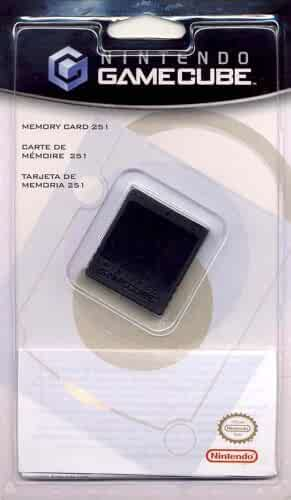 Amazon.com: Gamecube Memory Card 251: Artist Not Provided