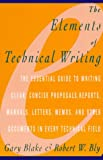 img - for Elements of Technical Writing book / textbook / text book