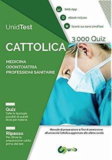 Amazon.it  UnidTest. Università San Raffaele. 2.000 quiz per il test ... 04e12b469dd