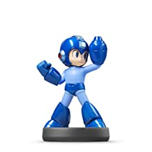 Mega Man amiibo - Wii U Super Smash Bros. Series Edition
