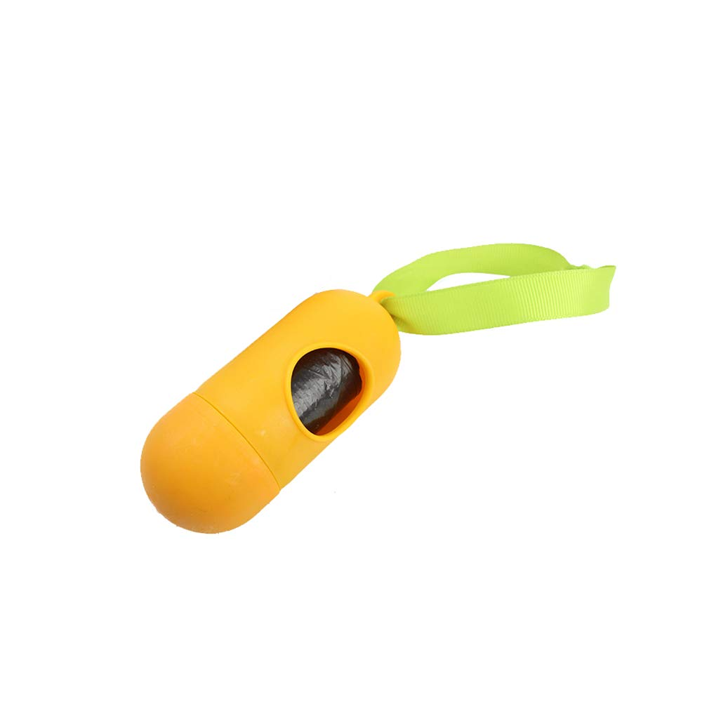 Ogquaton Windel M/üllbeutel Mini M/üllsack//Dose Premium-Einweg-Kunststoff-Windel-Nachf/üll-Taschen Dispenser Baby-Poof-Taschen Unscented