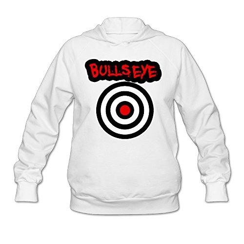 Bullseye Fashion Logo Women's Hoodie Fashion