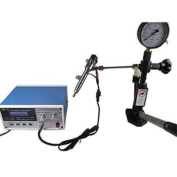 Vogvigo Kombinationsprodukte CR-C Multifunktions-Diesel-Common-Rail-Injektor-Tester Common Rail Diesel-D/üse Injektor-Tester SH60