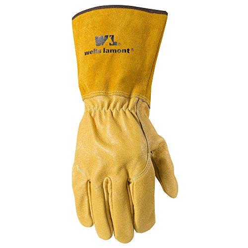 Wells Lamont 1053XL Split Leather Tig/Mig Welding Gloves, X-Large