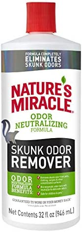 Natures Miracle Remover Neutralizing Formula