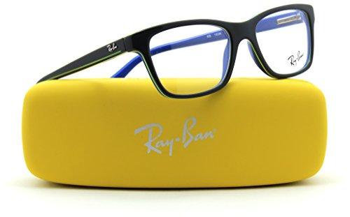 Ray-Ban RY1536 JUNIOR Square Prescription Eyeglasses RX - able 3600, - Ray Ban Glasses Sale