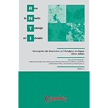 Revue des Nouvelles Technologies de l'Information : Entrepôts de données et analyse en ligne (EDA 2005)