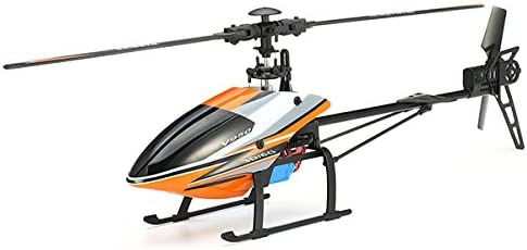 Quickbuying WLtoys V950 2.4G 6CH 3D6G System Brushless Flybarless RC Helicopter RTF