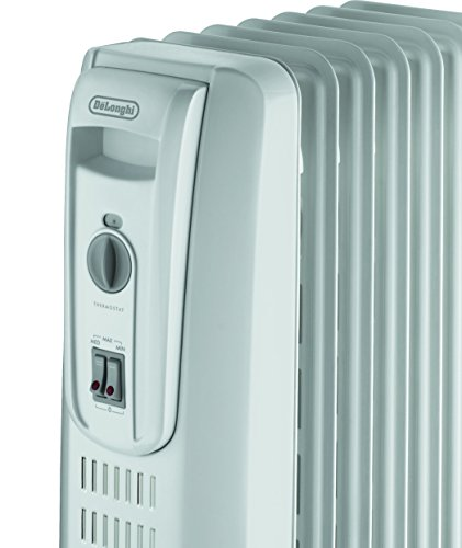 Image of the DeLonghi EW7707CM Safe Heat 1500W ComforTemp Portable Oil-Filled Radiator