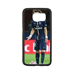 David Luiz Samsung Galaxy S6 Cell Phone Case Black Exquisite designs Phone Case TF764J85