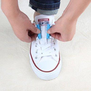 Paia Lacci Magnetici Scarpe Fibbie Chiusura Sneaker Di Chiusure No-tie Per Adulto Verde 35 25 14mm zHRBK7i0